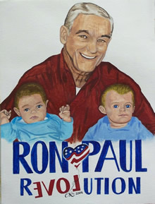 Ron Paul Love Revolution!